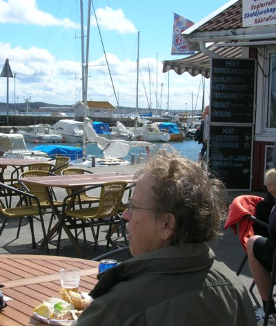 ica lysekil lunch
