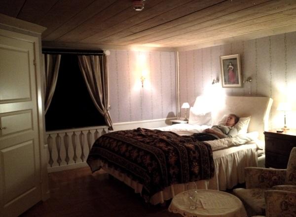 Härligt rum
